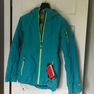 NWT - Eddie Bauer Insulated Ski Jacket S